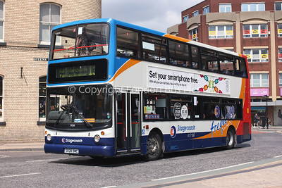 17028, S828BWC, Stagecoach in Hull