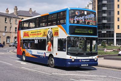 17030, S830BWC, Stagecoach in Hull