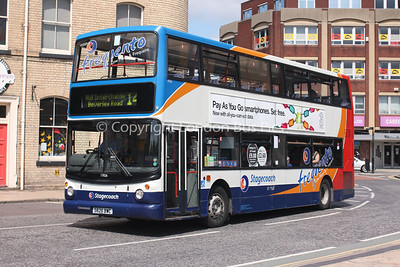 17026, S826BWC, Stagecoach in Hull