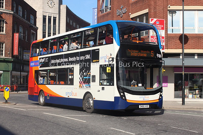 10736, SN66VXD, Stagecoach in Hull