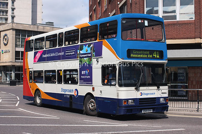 16145, R145EVX, Stagecoach in Hull