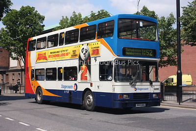 16063, R163VPU, Stagecoach in Hull