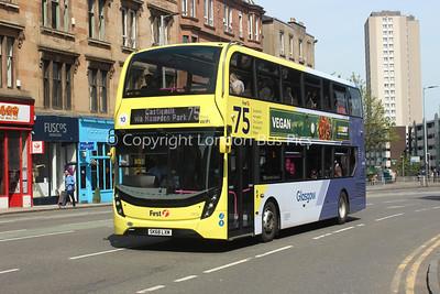 33222, SK68LXM, First Glasgow