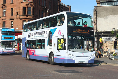 33919, SN61BEY, First Glasgow