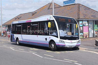 53610, YJ14BVA, First Hampshire and Dorset