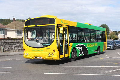 66726, WX54XDK, First Somerset and Avon