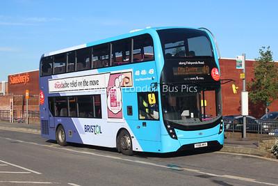 33792, YX66WKV, First Bristol