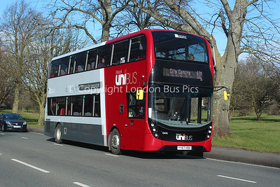 First West of England (Double Deckers)