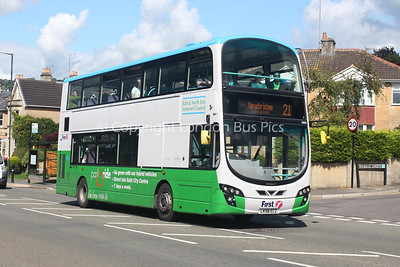 39005, LK58ECZ, First Somerset and Avon