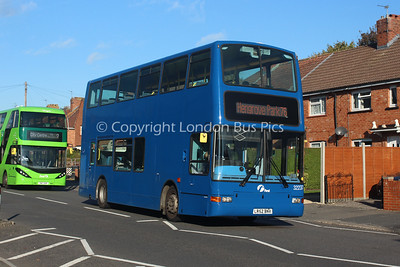 32237, LR52BNV, First West of England