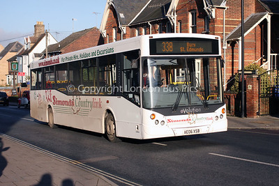Simonds Coach & Travel (Diss)