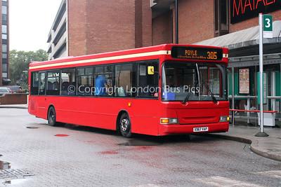 X967VAP, Bear Buses