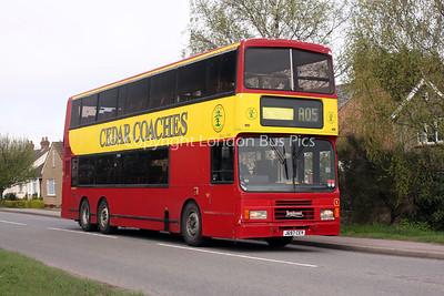 J697CEV, Cedar Coaches