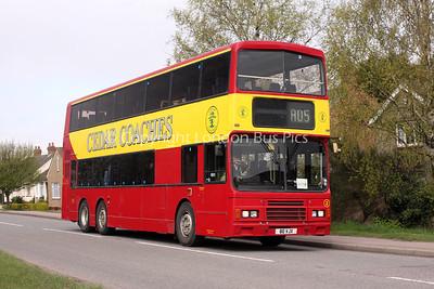80VJX, Cedar Coaches