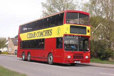 JSK492, Cedar Coaches