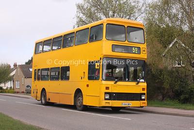G641BPH, Cedar Coaches