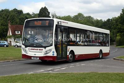 SK15HBC, Compass Bus