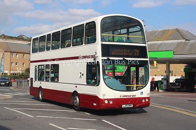 LJ05BNK, Compass Bus