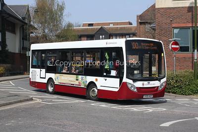 GX09AGO, Compass Bus
