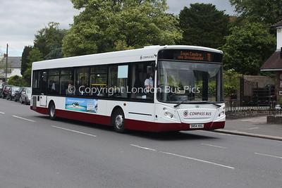 SN54HXG, Compass Bus