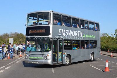 LG52DCZ, Emsworth and District