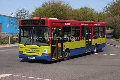 R173VLA, Emsworth and District