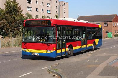 YN53RXY, Trustybus