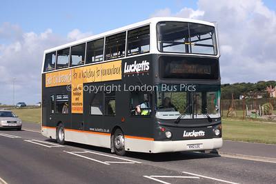 V142LGC, Lucketts Travel