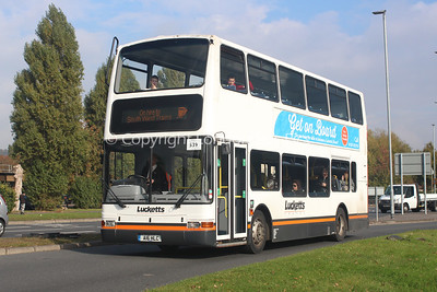 A16HLC, Lucketts Travel