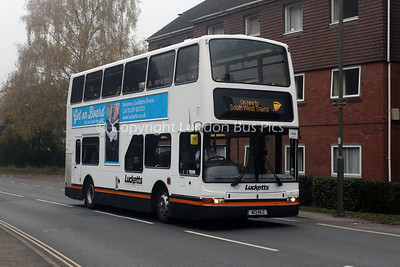 A13HLC, Lucketts Travel
