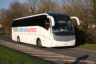 FJ61EWA, Lucketts Travel