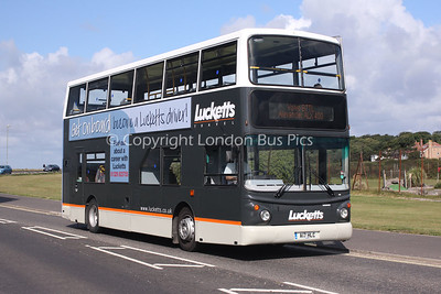 A17HLC, Lucketts Travel