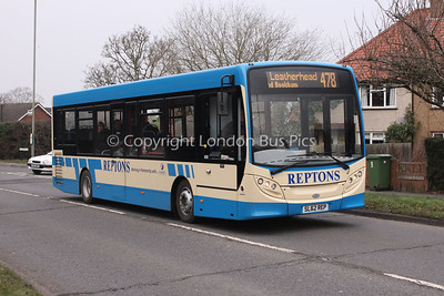 Repton Coaches