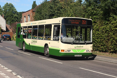 224, R224HCD, Seaford and District