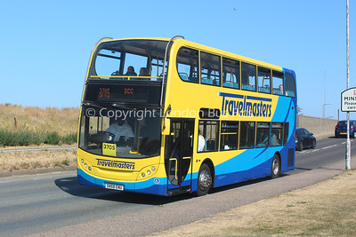 SN58ENU, Travelmasters of Sheerness