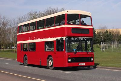906CTT, West Kent Buses