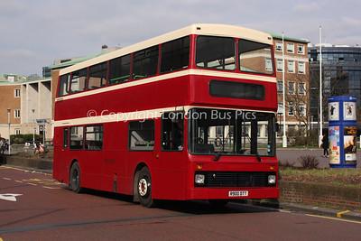 R900DTT, West Kent Buses
