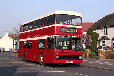 West Kent Buses (West Kingsdown)