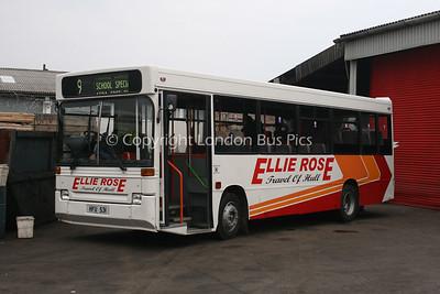 HFU531, Ellie Rose Travel