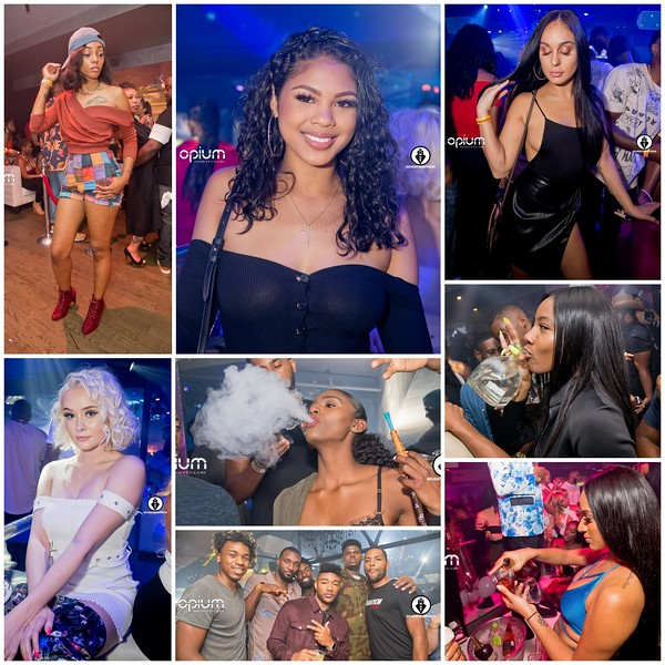 Opium Saturdays 7-28-18