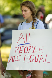 Oppose the Hate! Pro-Equality & Diversity Protest & Teach In 7/29/17