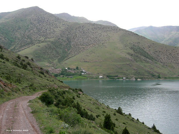 Altınsaç (Kenzek) village