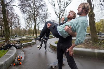 Nederland, Amsterdam, 28-03-2021, foto: Katrien Mulder