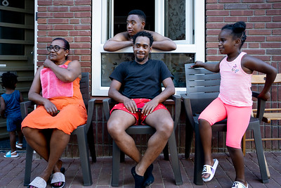 Nederland, Amaterdam, 31-07-, foto: Katrien Mulder