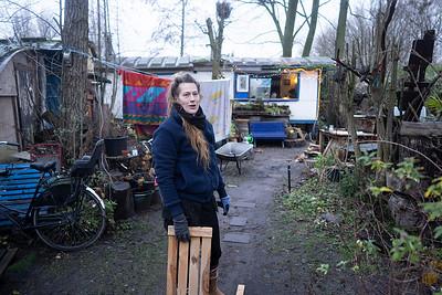 Nederland, Amsterdam, 30-12-2020, foto: Katrien Mulder