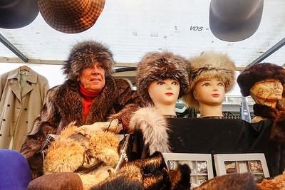 Nederland, Amsterdam, Amsterdam oost,   Dappermarkt, 6 januari 1017, foto: Katrien Mulder;