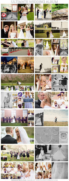 WEDDING ALBUM PREVIEW