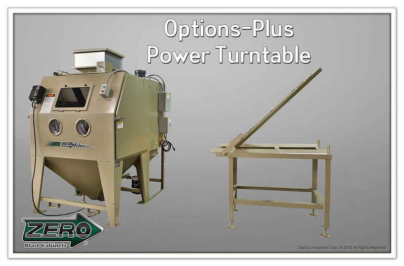 Options Plus Power Turntable
