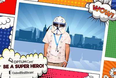 Optum Care Be a Super Hero