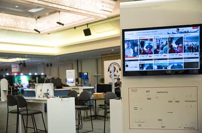 Photo station at Java Hub